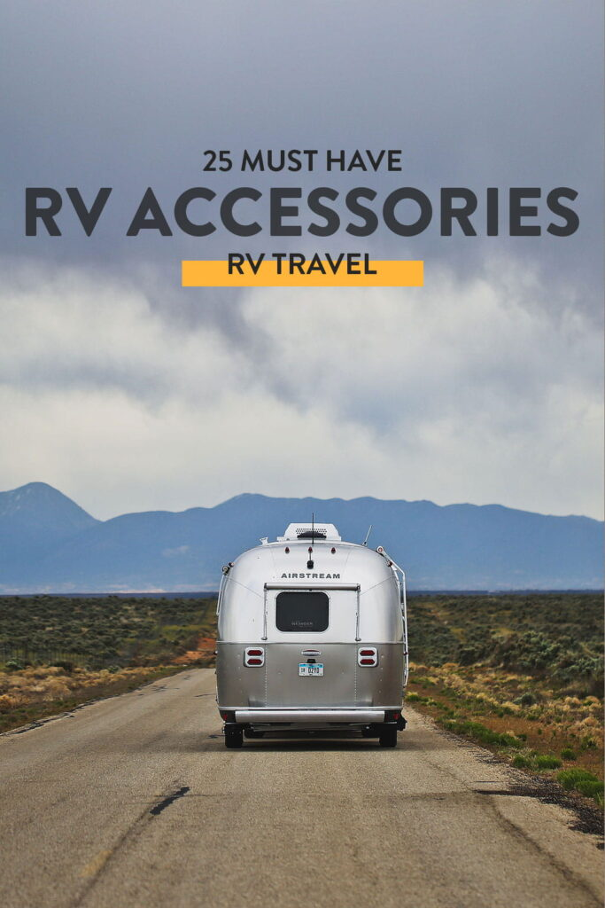 25 Must Have RV Accessories