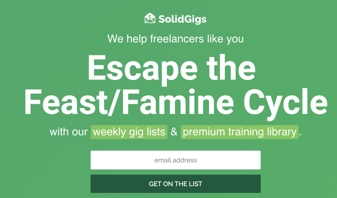 new years resolution ideas jobs with solidgigs