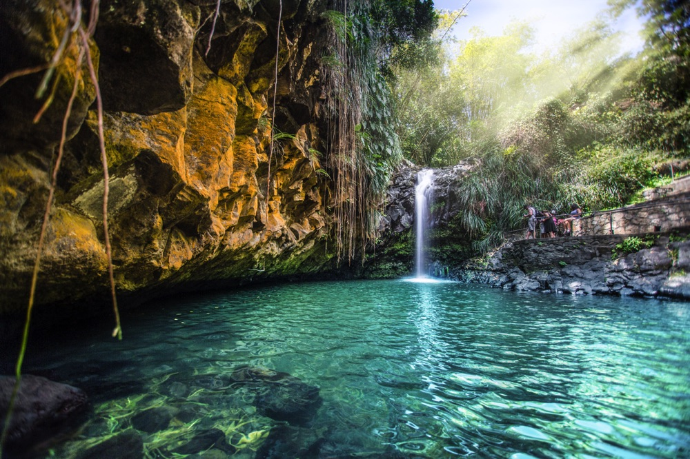 places to visit in grenada annadale falls