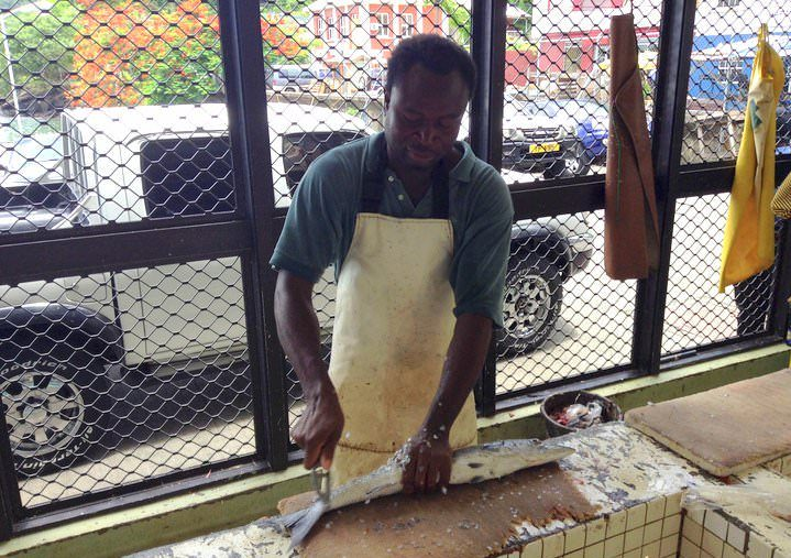 fish market in grenada is one of the best things to do in grenada