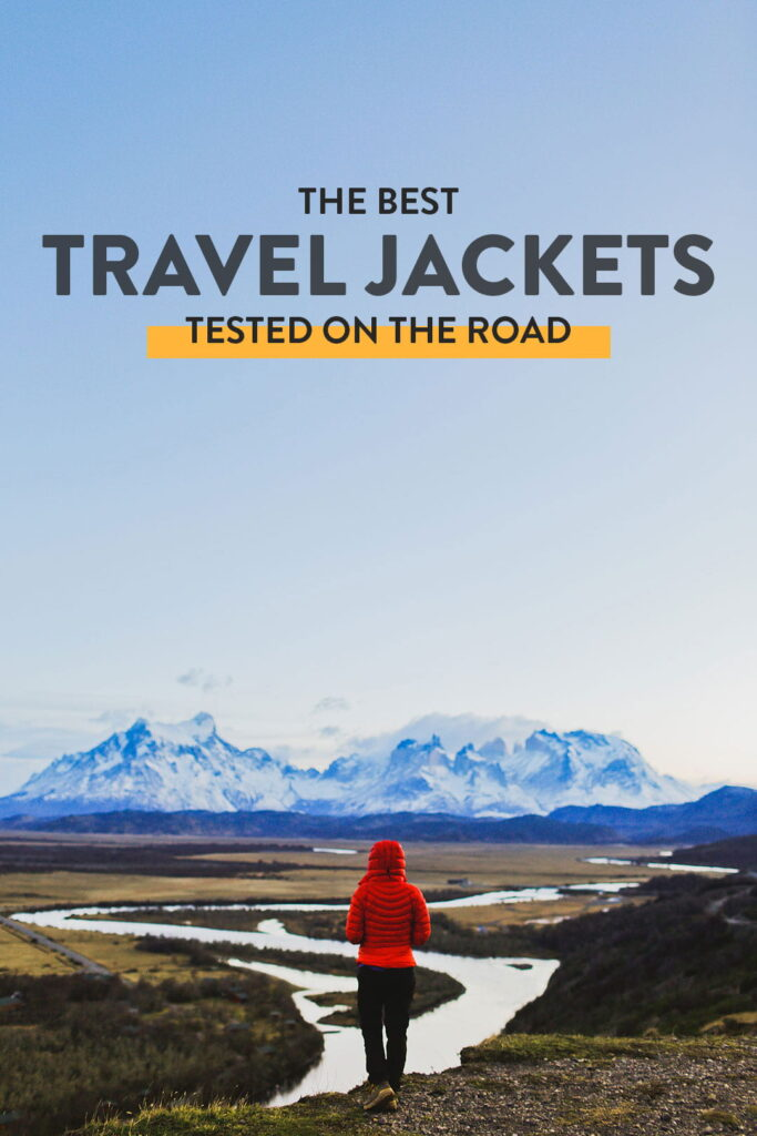 5+ Best Jackets for Travel Tested on the Road