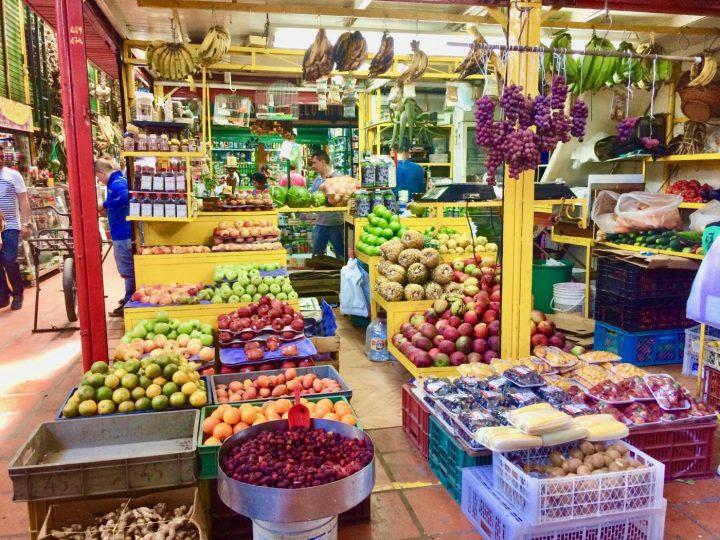 Minorista market - Digital nomad guide to Medellin