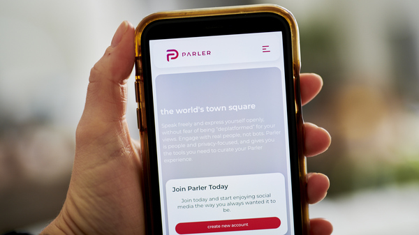 Amazon and Apple took steps to cut off Parler from their platforms on Saturday.