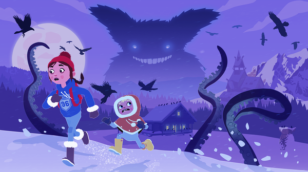 Explore Nordic forests (okay, and some monsters) in Röki.
