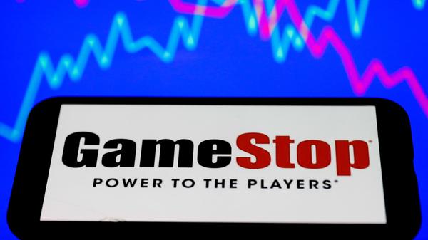 Shares of GameStop have surged as amateur investors foil hedge funds