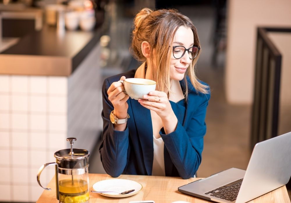 tips for staying healthy while working from home