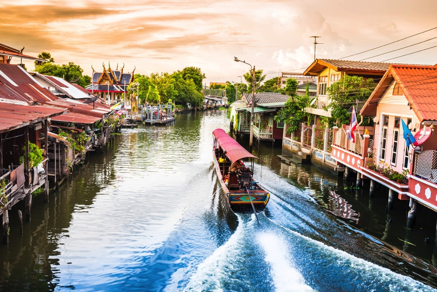 Thailand Market Best Countries To Travel To