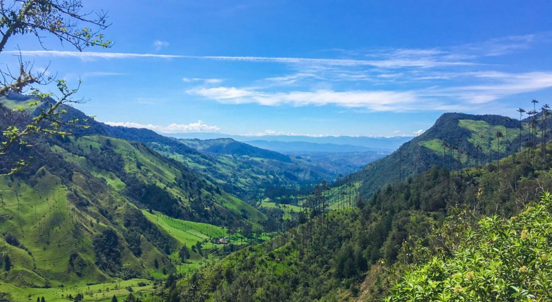 cheapest destinations to visit in 2018 salento colombia