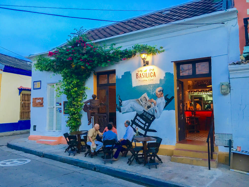 Cartagena Travel Restaurant one of the cheapest travel destinations for 2018