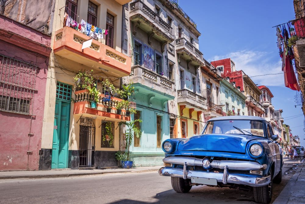 cuba is one of the cheapest countries to visit