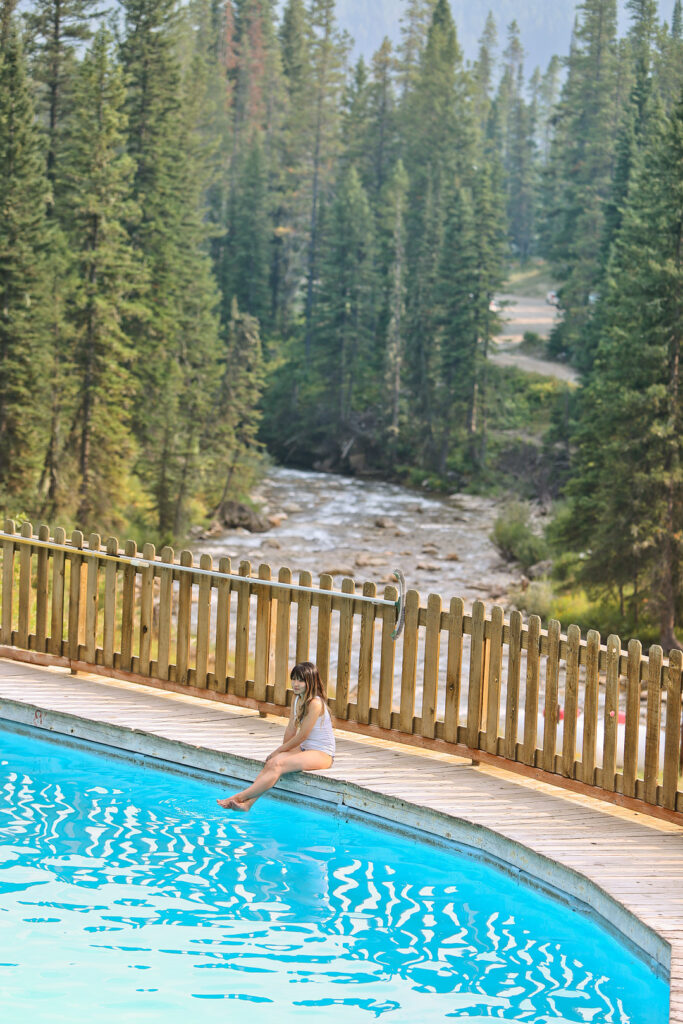 Granite Hot Springs Wyoming + 11 Amazing Things to Do in Jackson Hole // Local Adventurer #thatswy #wyoming #wy #usa #travel #outdoors #hiking #adventure #jacksonhole #hotsprings