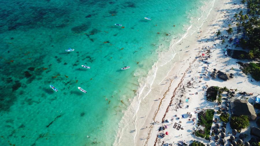 Playa Paraiso Tulum, best things to do in tulum mexico