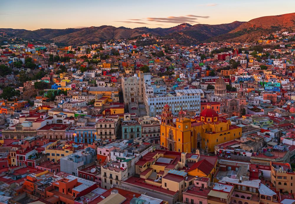 Best Places to Visit in Mexico - Guanajuato