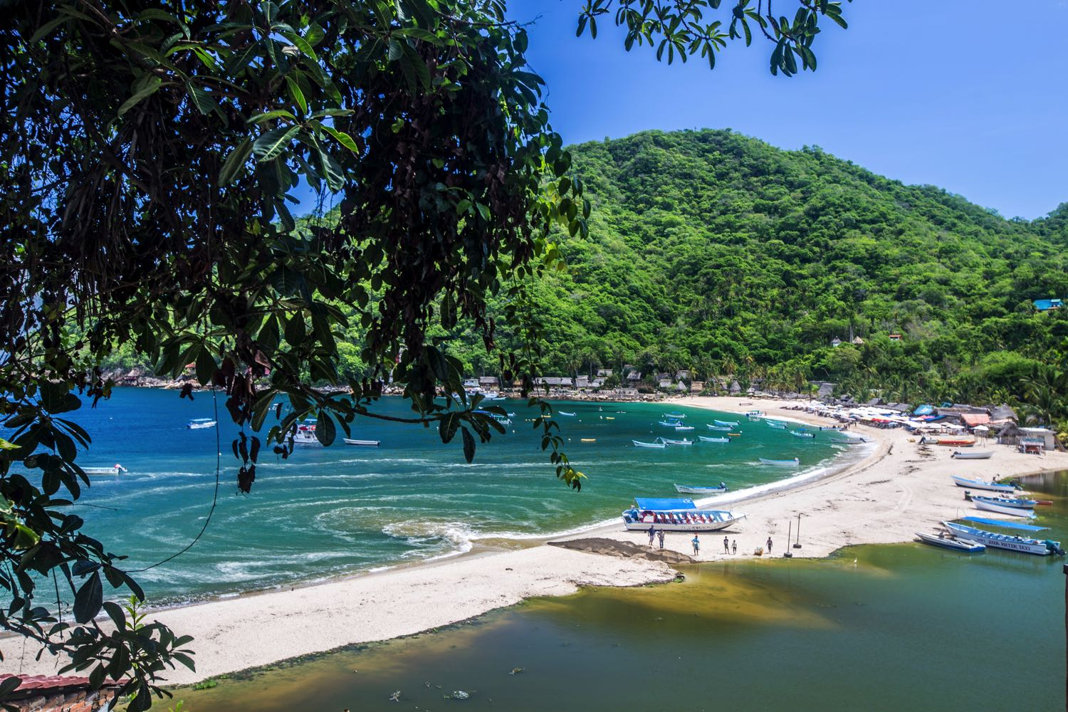 Best Places to Visit in Mexico Yelapa