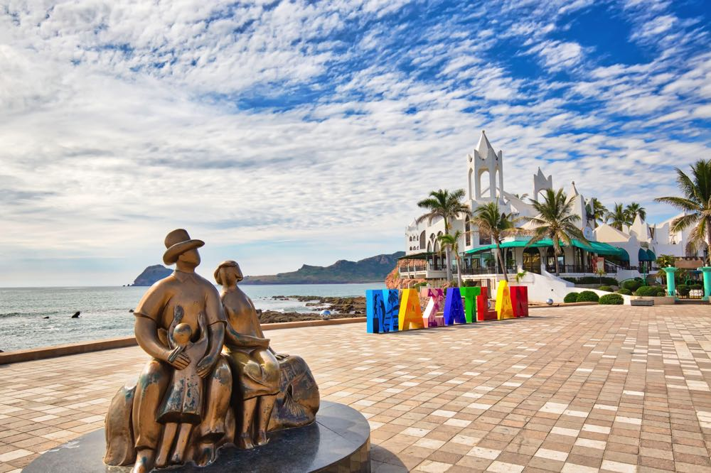 Best Places to Visit in Mexico - Mazatlan