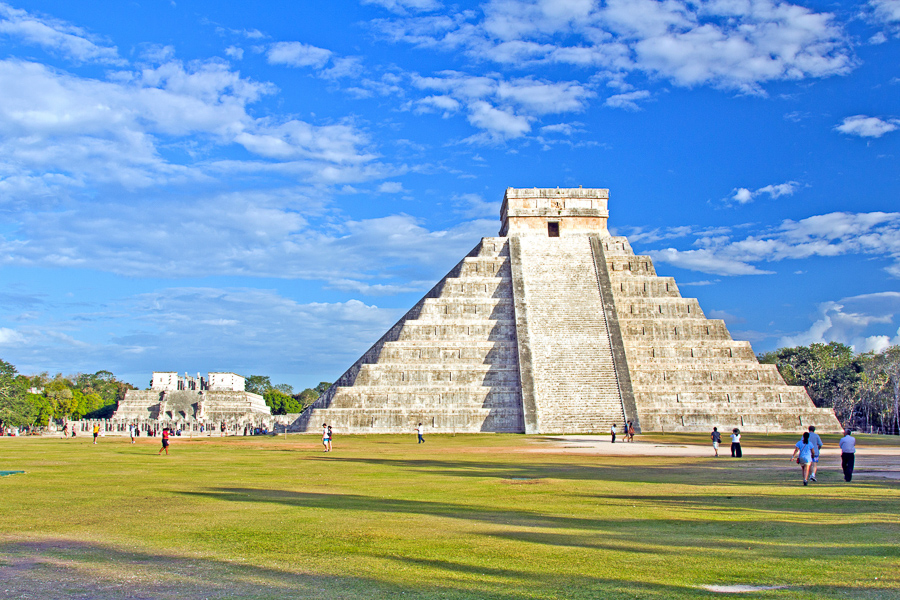 Best Places to Visit in Mexico - Chichen Itza