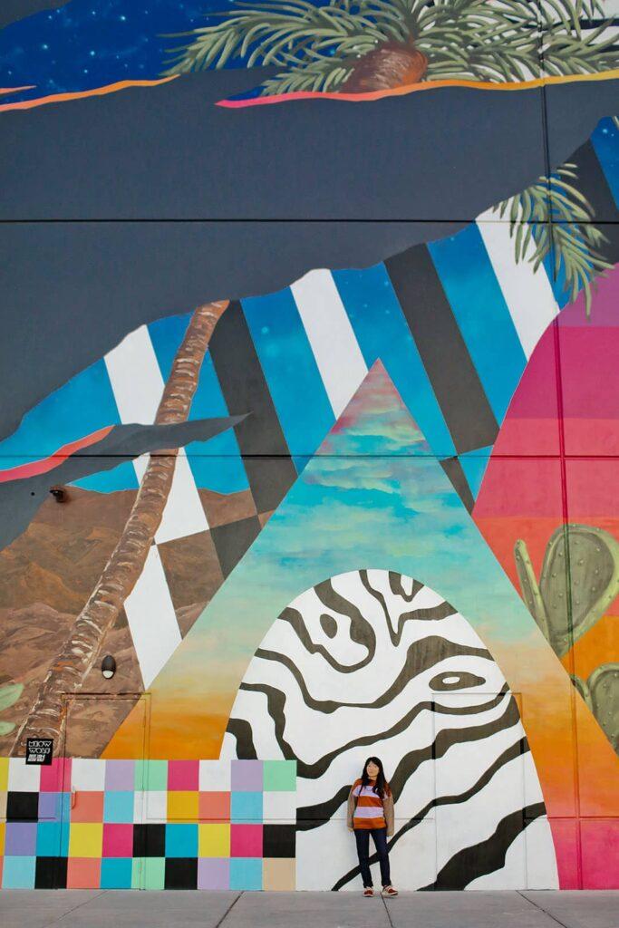 Area 15 Las Vegas Murals