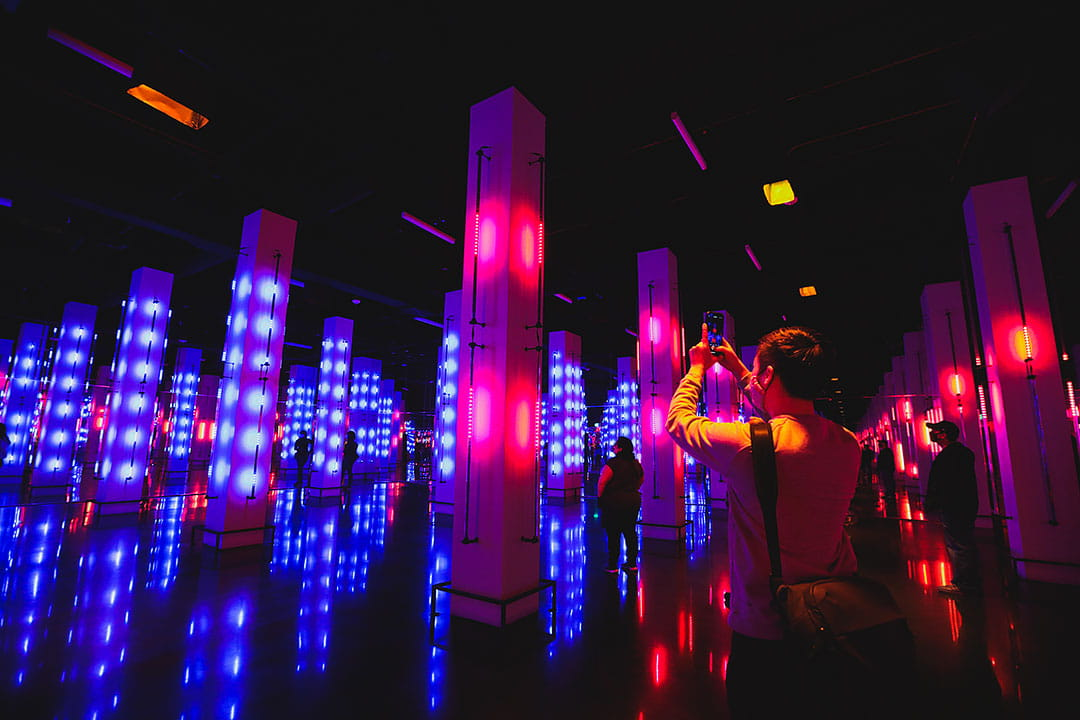 Museum Fiasco Area 15 Las Vegas