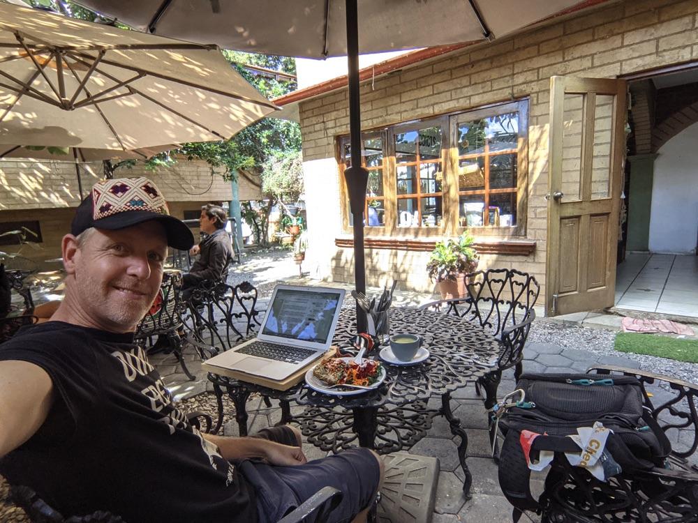 living in oaxaca as a digital nomad
