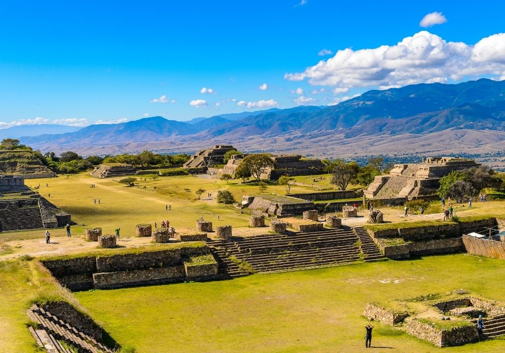 day trips from oaxaca monte alban