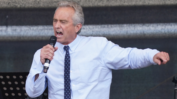 Instagram has blocked the account of Robert F. Kennedy Jr., saying he used it to spread misinformation about vaccines. He