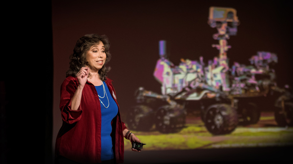 Nagin Cox speaks at TEDxBeaconStreet 2016. Photo: John Werner http://www.johnwernerphotography.com/Commnuity/TEDxBeaconStreetPix/TEDxBeaconStreet-2016