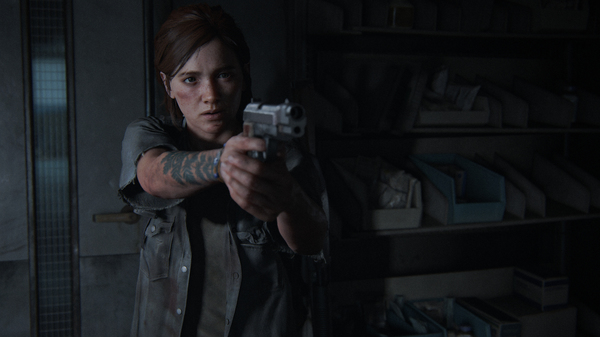 In The Last of Us Part II, no one