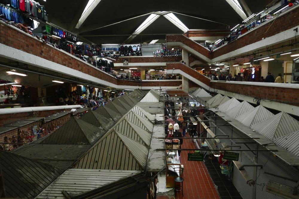 Mercado Libertad in guadalajara
