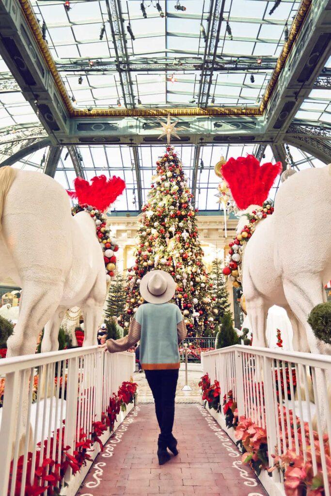 Bellagio at Christmas