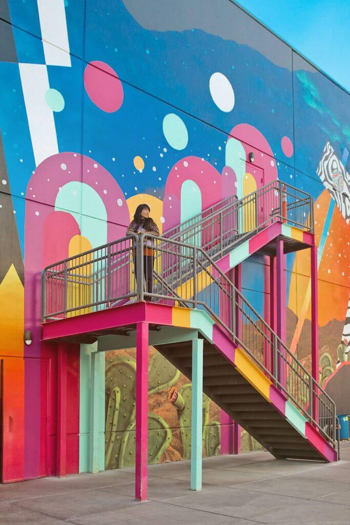 area 15 vegas murals