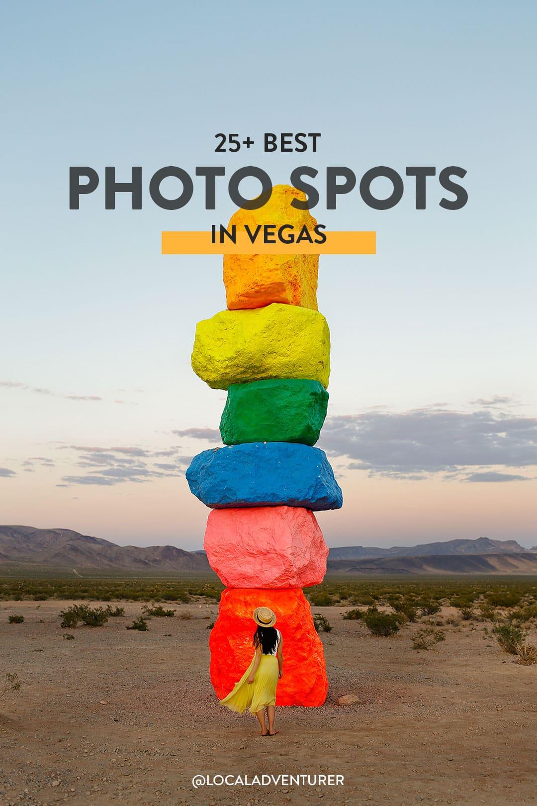25+ Best Las Vegas Photo Spots You Can't Miss