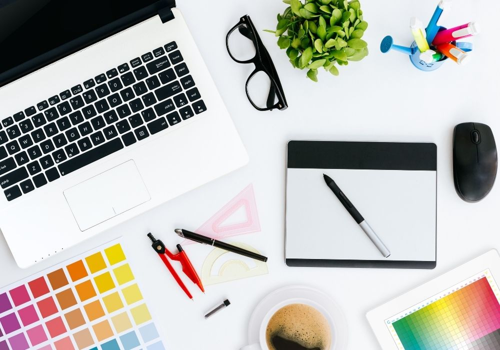 a free graphic design software of PicMonkey