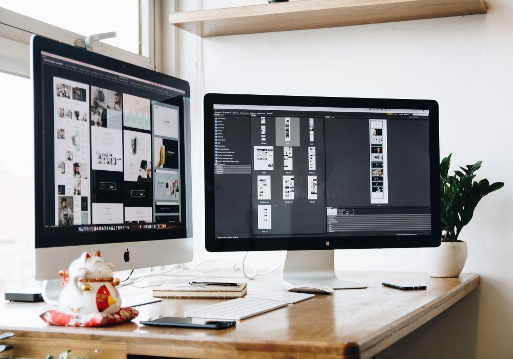 desktop imac tools for graphic design