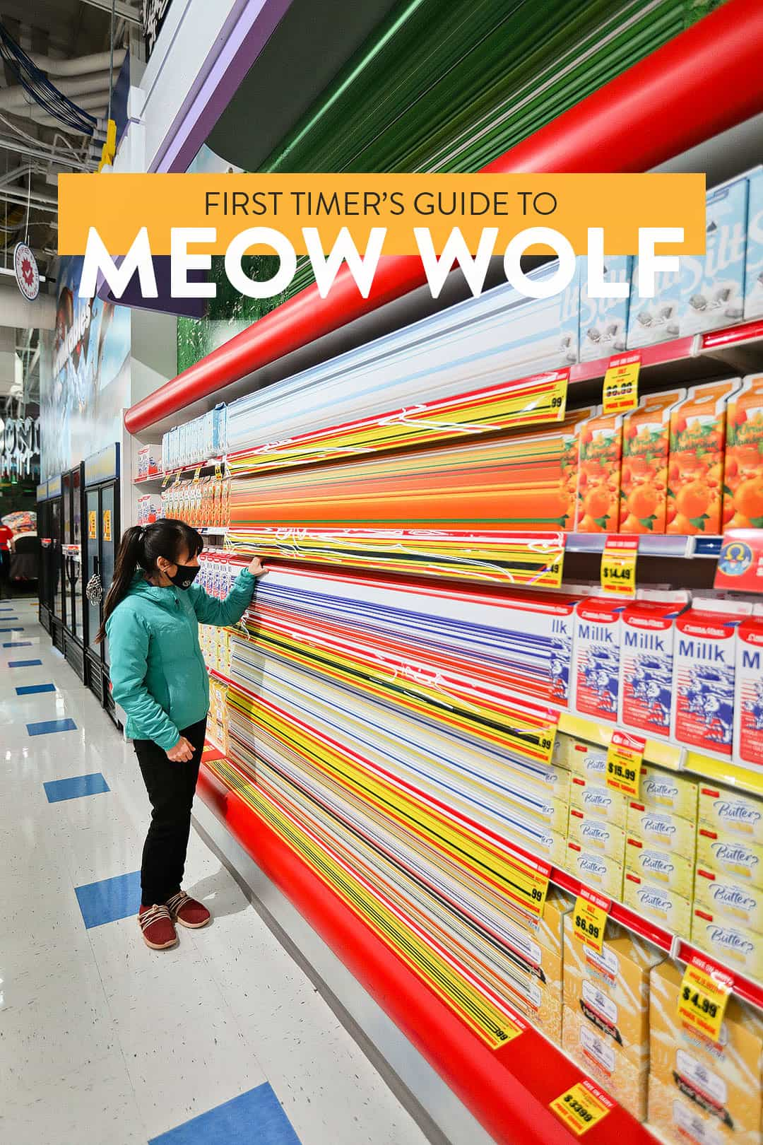 Meow Wolf Las Vegas