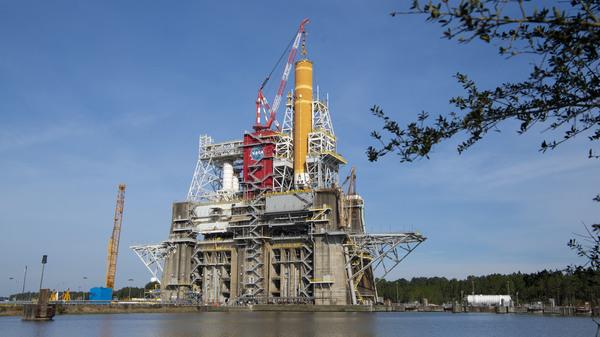 The massive core stage for NASA