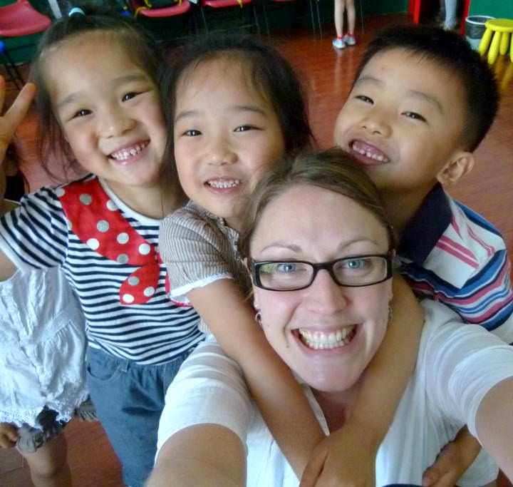 teach english online to chinese students and make money