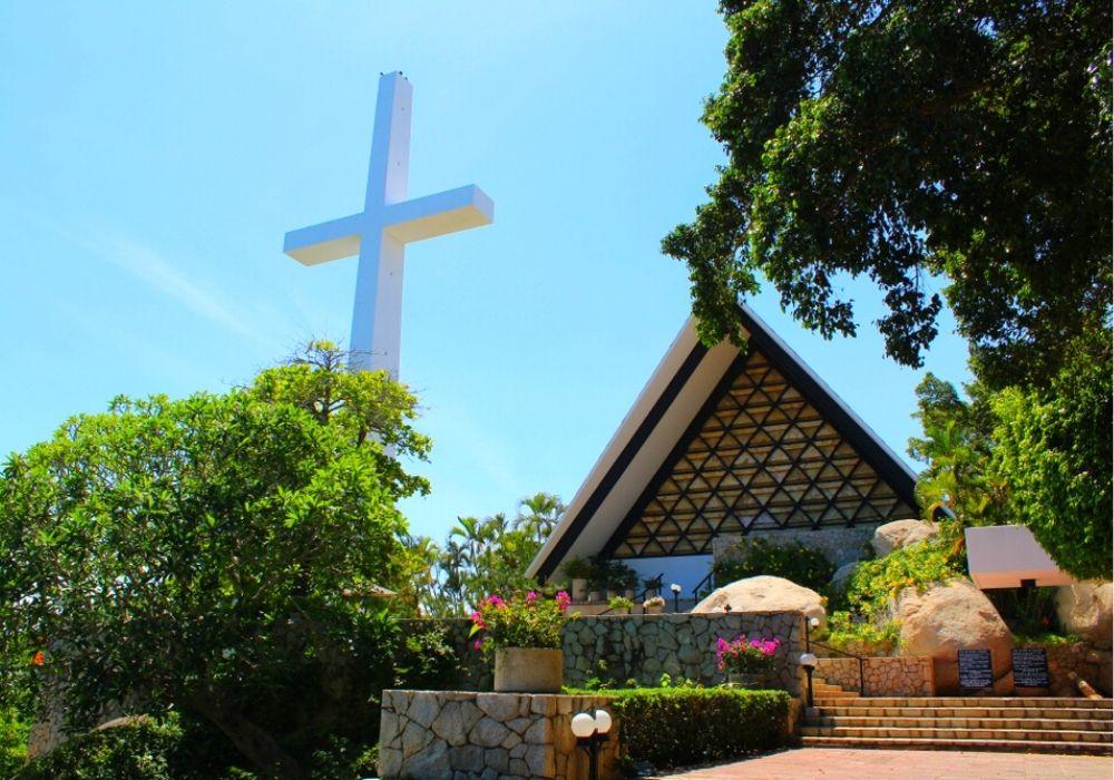 Capilla de la Paz in Acapulco