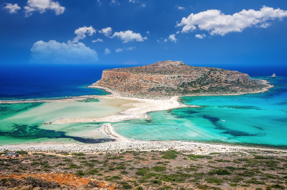 balos beach places to visit in crete