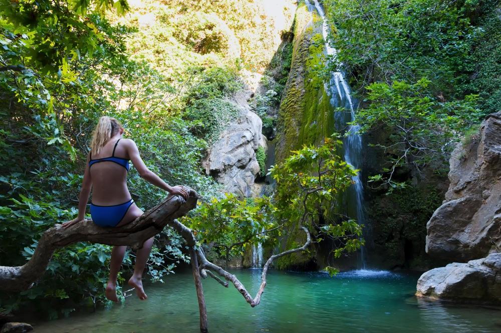 Gorge of Richtis crete