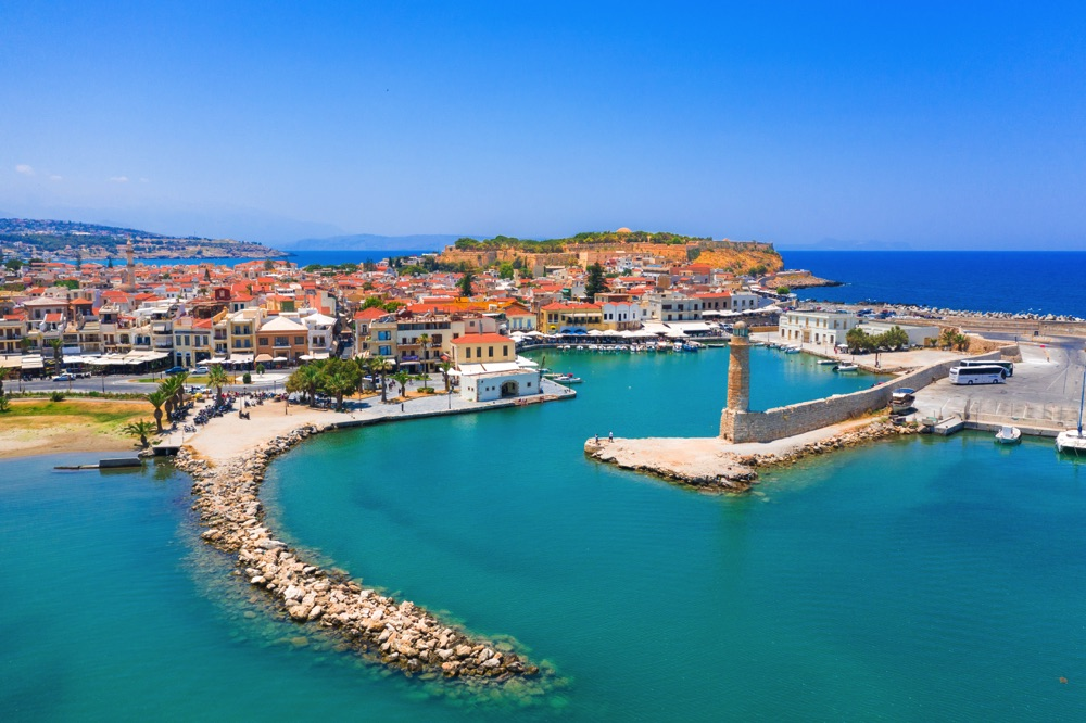 places to visit in crete rethymnon