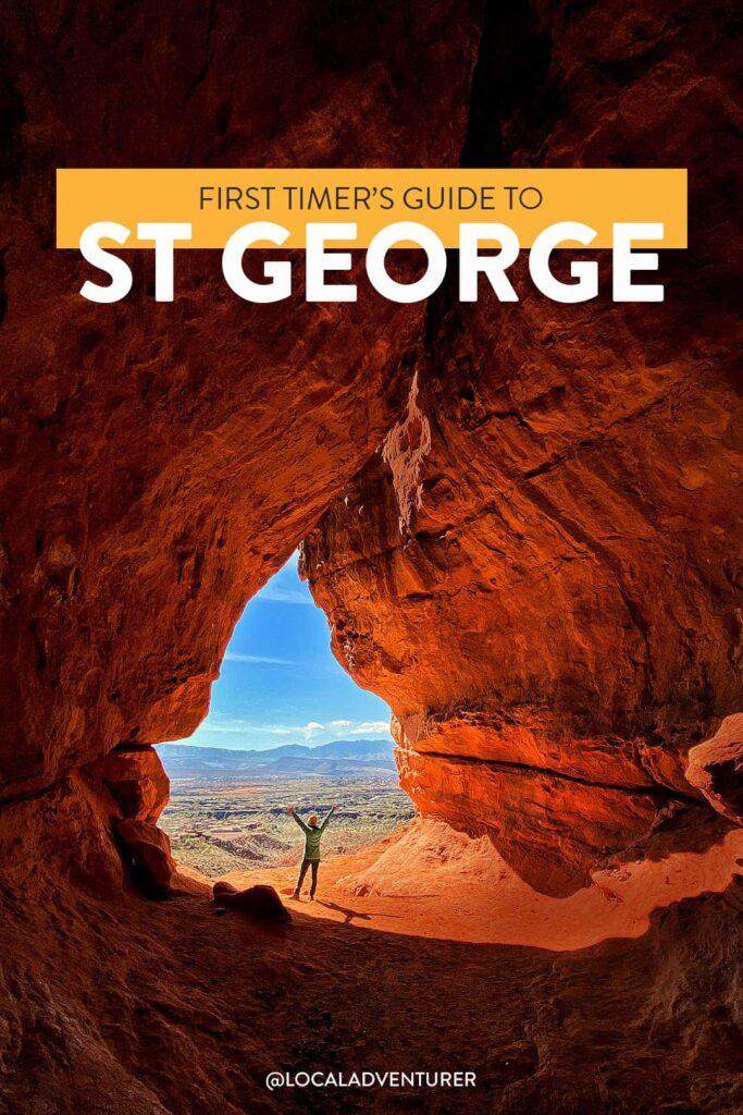 Things to Do in St George Utah