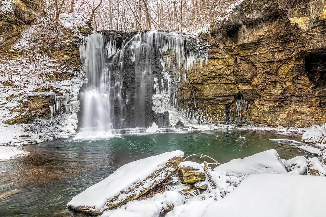 hayden falls columbus ohio