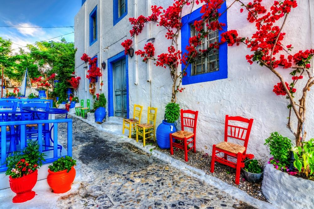kos greece town