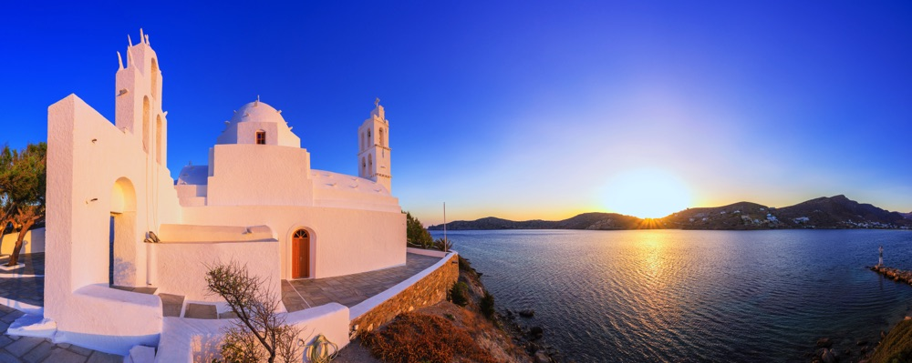 Things to do in Ios visit the agia irini church