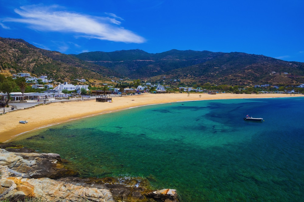 milopotas beach Ios