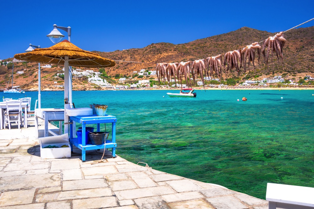 things to see in ios greece