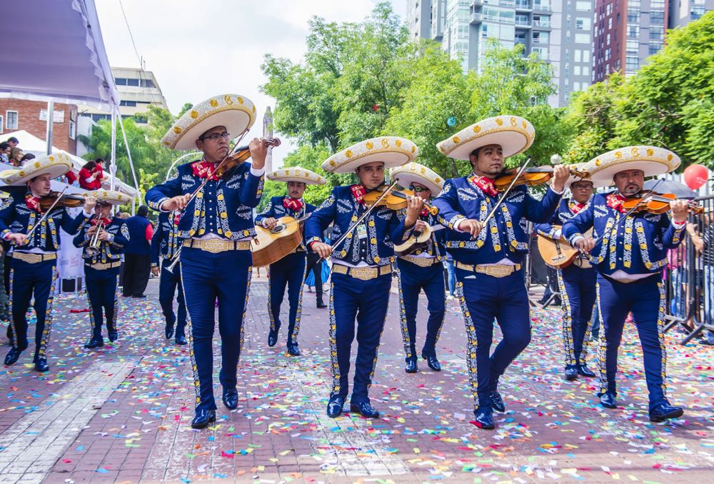 listening to Mariachi is one of the top things to do in mexico