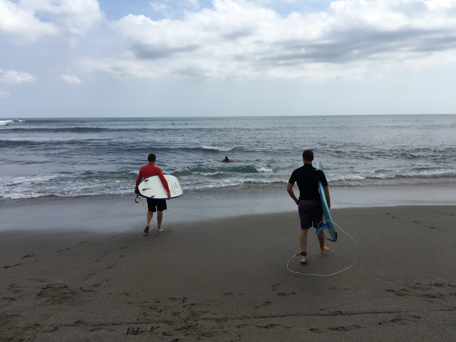 surfing is one of the best things to do in mexico