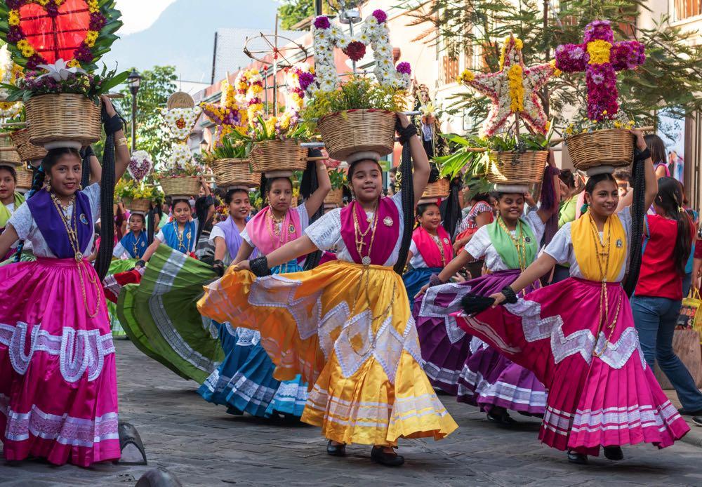 Guelaguetza Dance Festival what to do in mexico