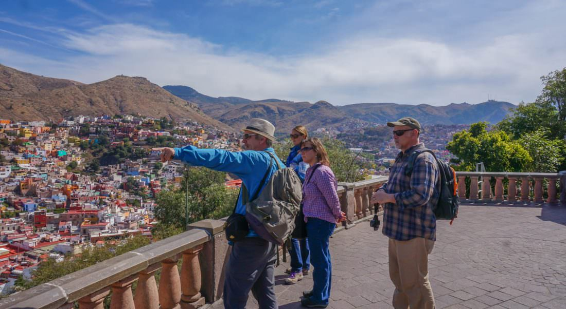 walking tours is one of the best things to do in mexico